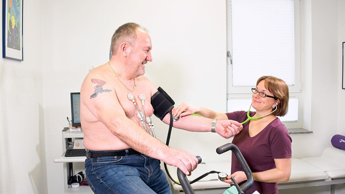 Hausarztpraxis Rheinstraße in Nastätten - Leistungen - Technische Untersuchungen