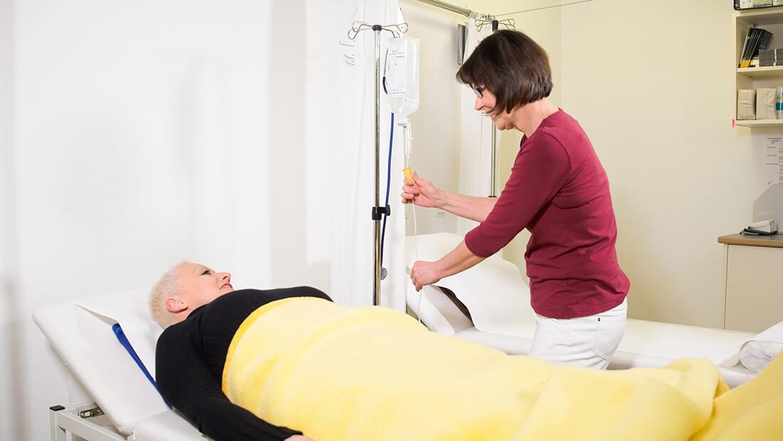 Hausarztpraxis Rheinstraße in Nastätten - Leistungen - Hausarztmedizin