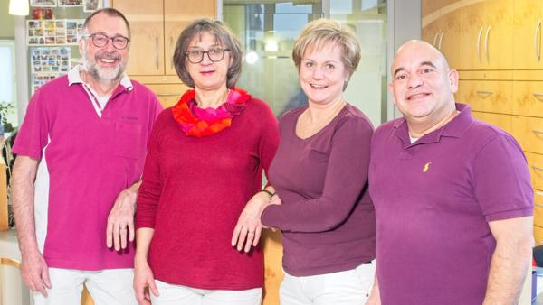 Hausarztpraxis Rheinstraße in Nastätten - das Ärzte-Team