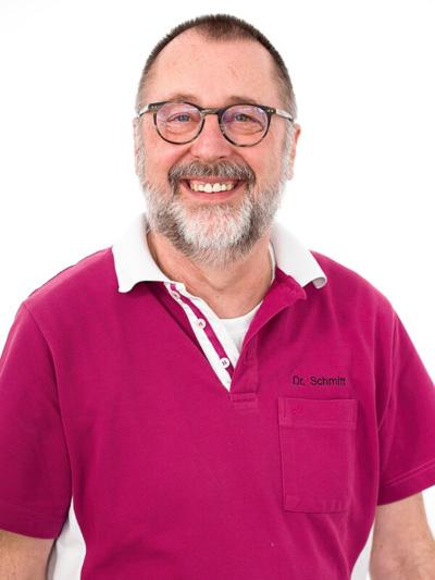 Hausarztpraxis Rheinstraße in Nastätten - Team - Dr. med. Reinhold Schmitt